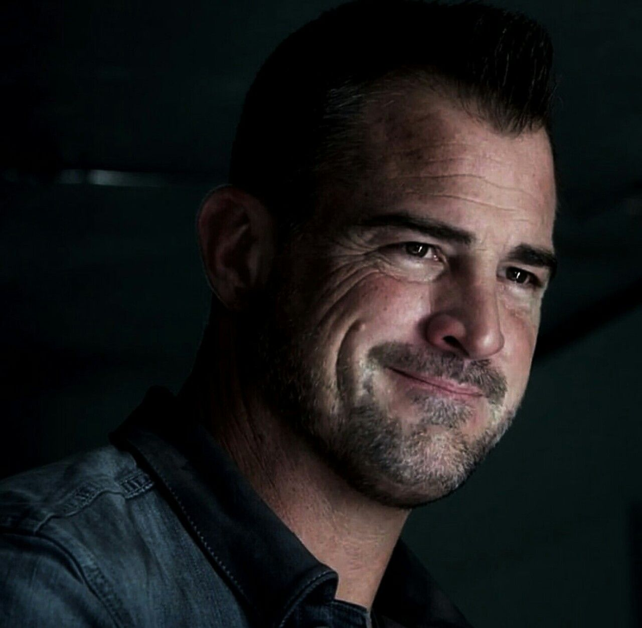 Macgyver star george eads on his brotherly bond with co