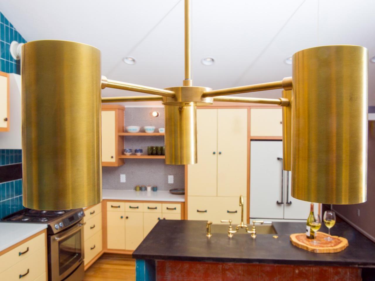 Küchenbilder retro ~ Desperate kitchen makeover retro collectibles kitchen