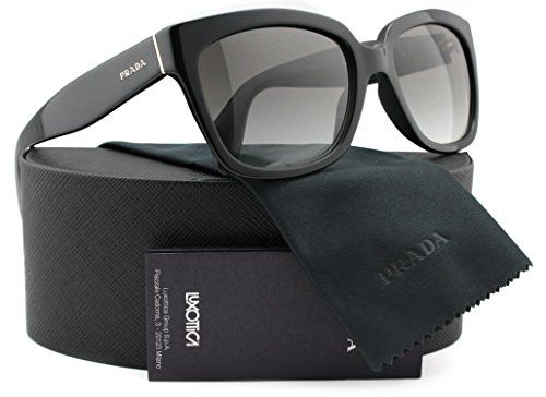 ea669576c3346 ... low price prada spr07p sunglasses black w grey gradient 1ab 0a7 pr 07ps  1ab0a7 ed3de e5d2d
