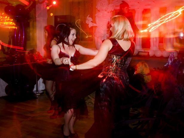 Salem Witches' Halloween Ball