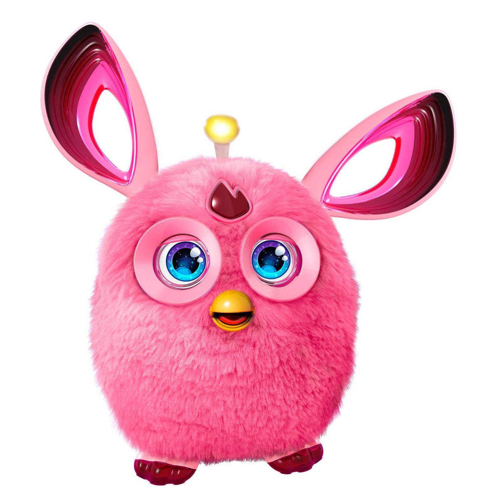 Furby 1083: Hasbro Furby Connect Pink - New B6086 -> BUY IT NOW ONLY: $53.95 on eBay!