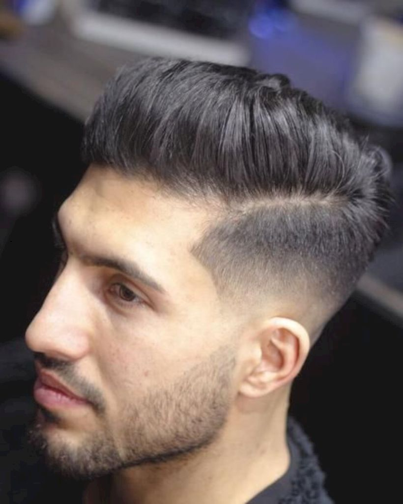Trendy men haircuts  trendy mens haircuts   hairstyle  pinterest  trendy mens