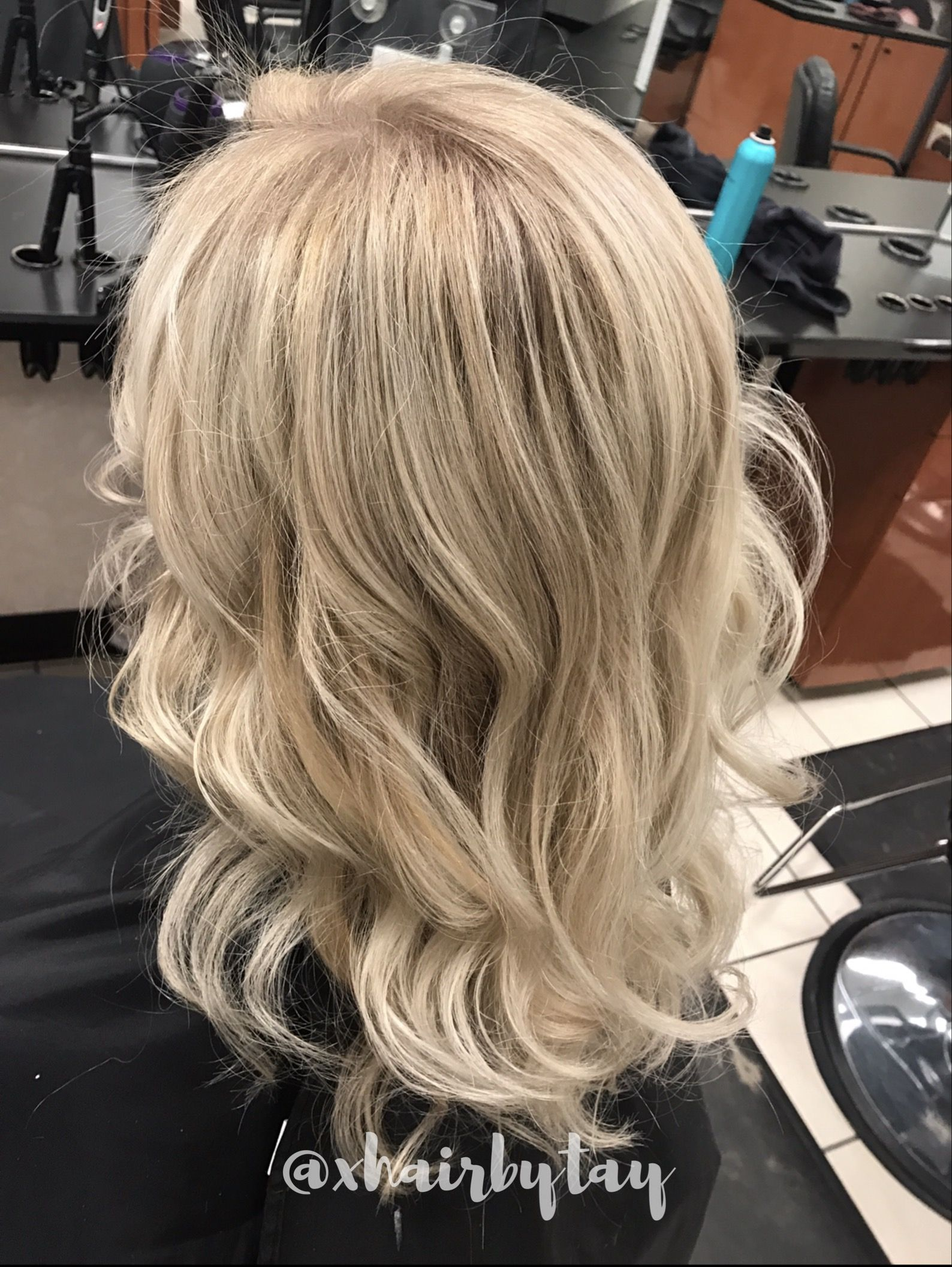Butter blonde follow xhairbytay on instagram for more hair