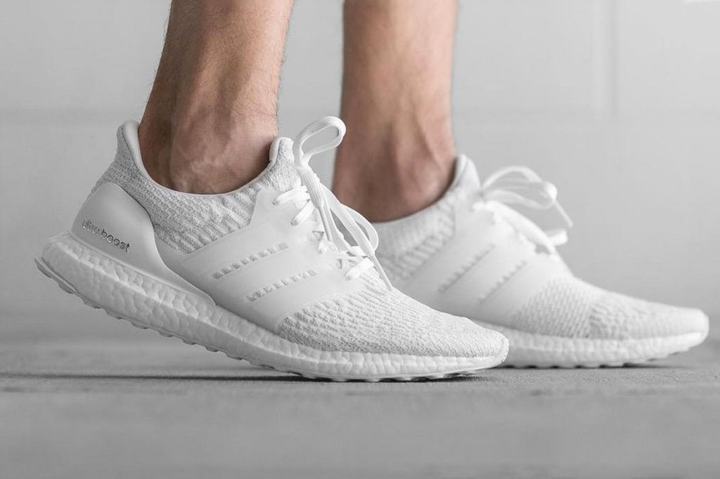 adidas to release the ultraboost 3.0 triple white and black next month