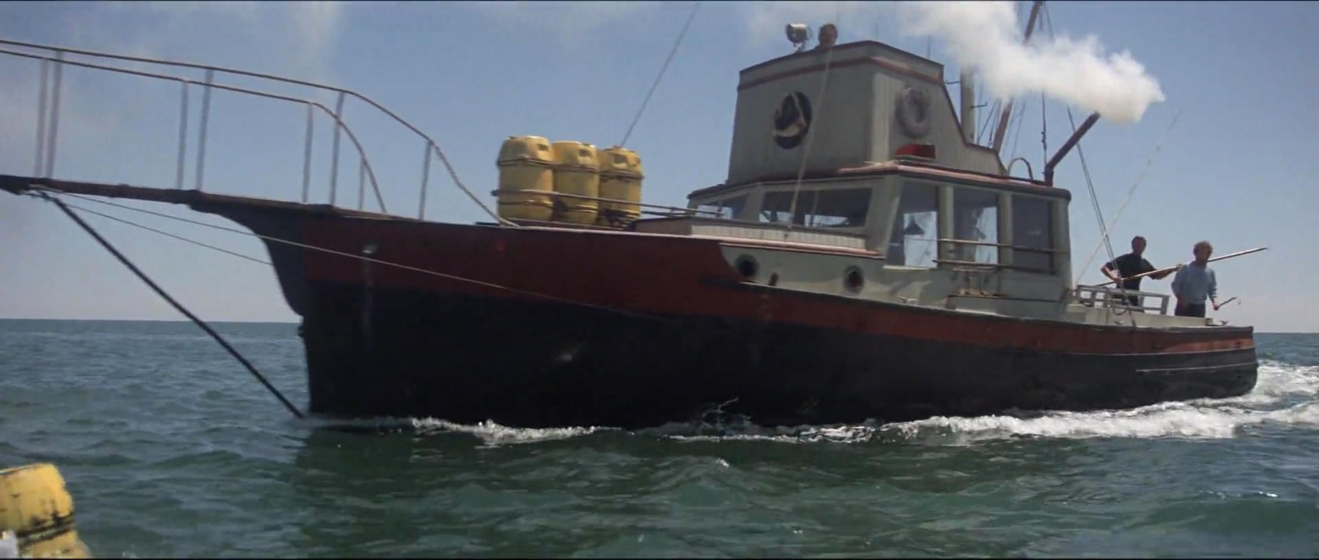 Jaws 1975 Movie Screencaps Com Jaws Film Jaw Orca
