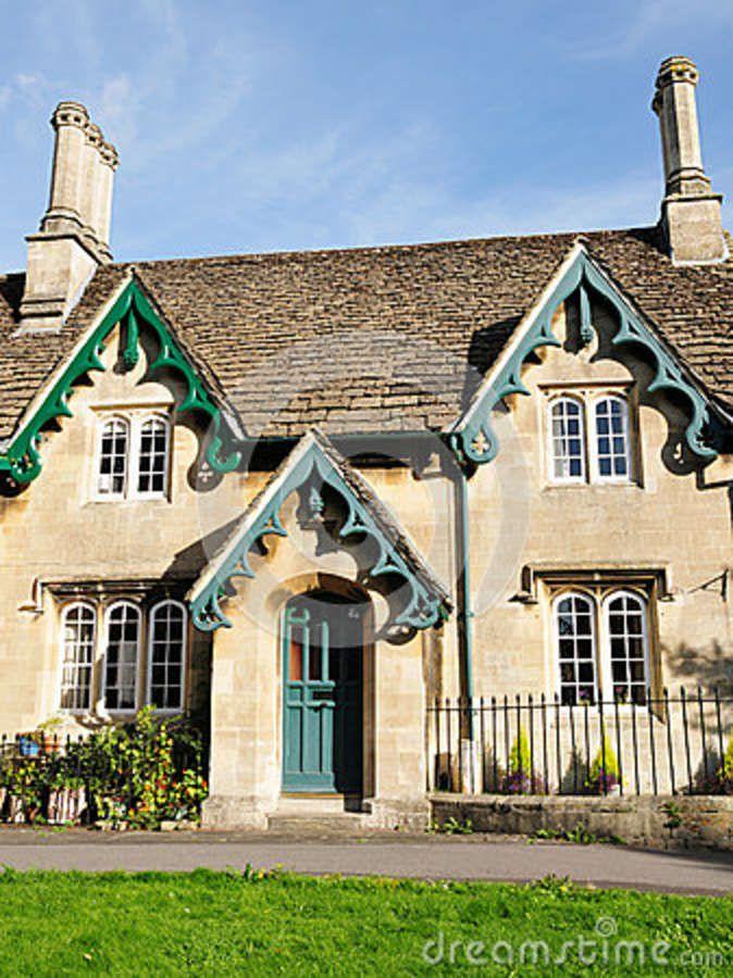 English Cottage English Cottage Stone Cottages Country Cottage Decor