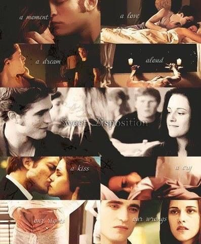 #TwilightSaga #BreakingDawn Part 1 - Edward & Bella