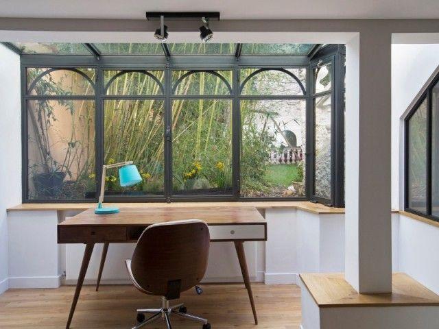 Verrière : une maison, quatre exemples d\'intégration