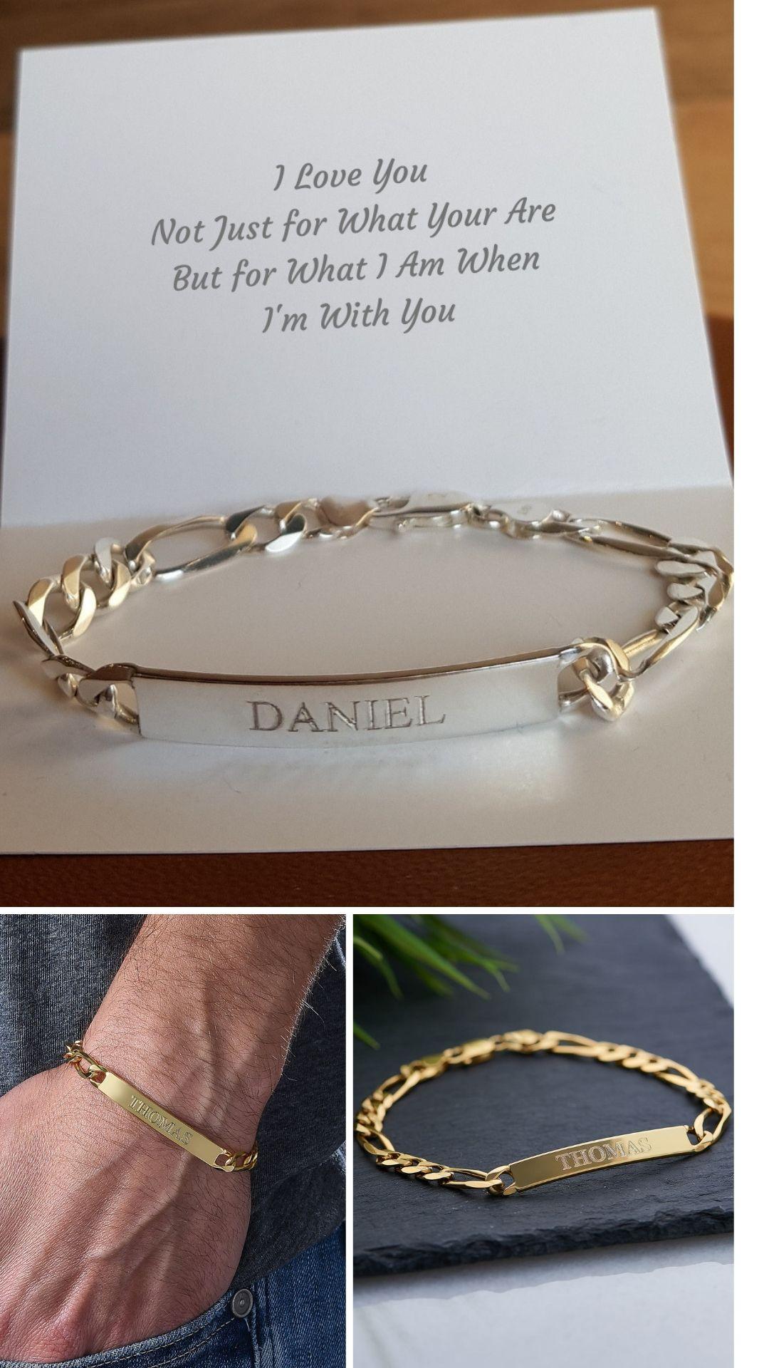 bracelet-Toutes Tailles Solid Sterling Silver 3.5 Mm Rolo Chaîne-collier bracelet