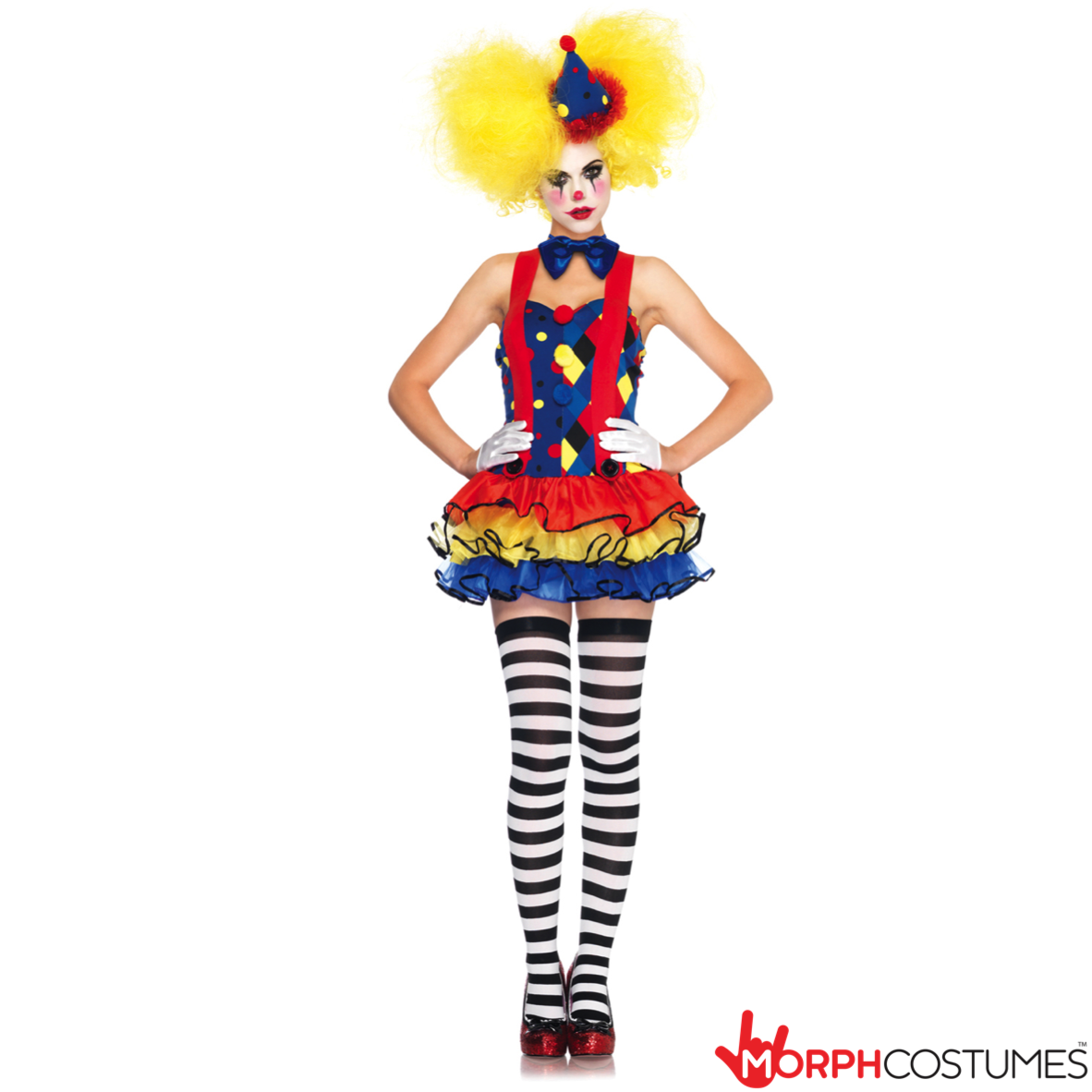 Circus fancy dress costume inspiration be the sensation of the circus fancy dress costume inspiration be the sensation of the circus with the leg avenue giggles the sexy clown costume get yourself one for any circus solutioingenieria Image collections