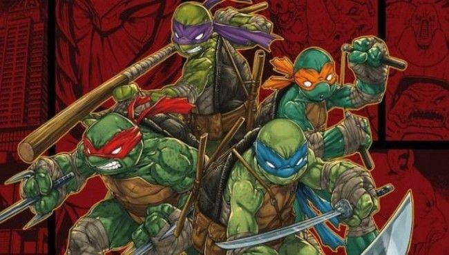 New Teenage Mutant Ninja Turtles Game Looks So Cool!