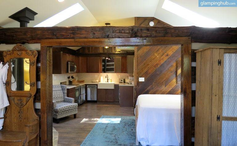 Private Cabin Near Asheville, North Carolina