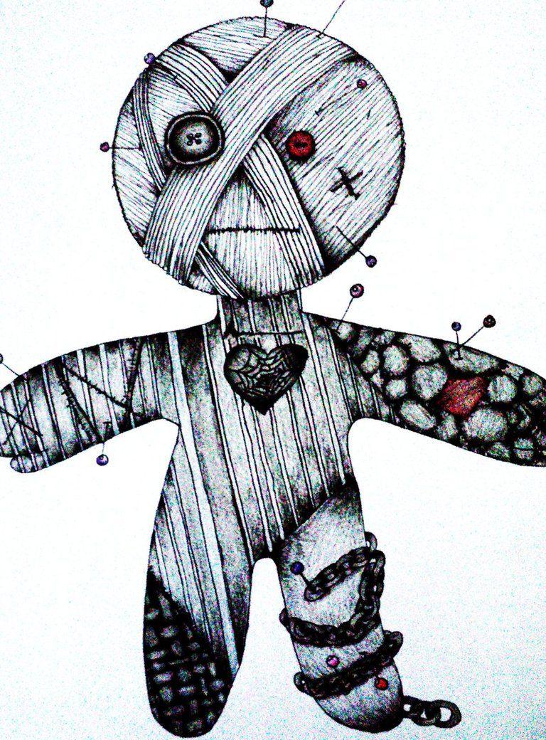 voodoo dolls art wwwpixsharkcom images galleries