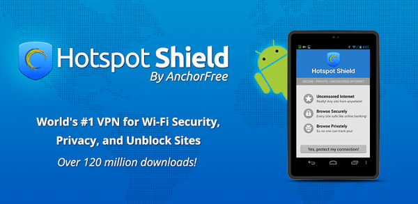 Hotspot Shield VPN Elite v4 0 1 APK Crack | Full Version