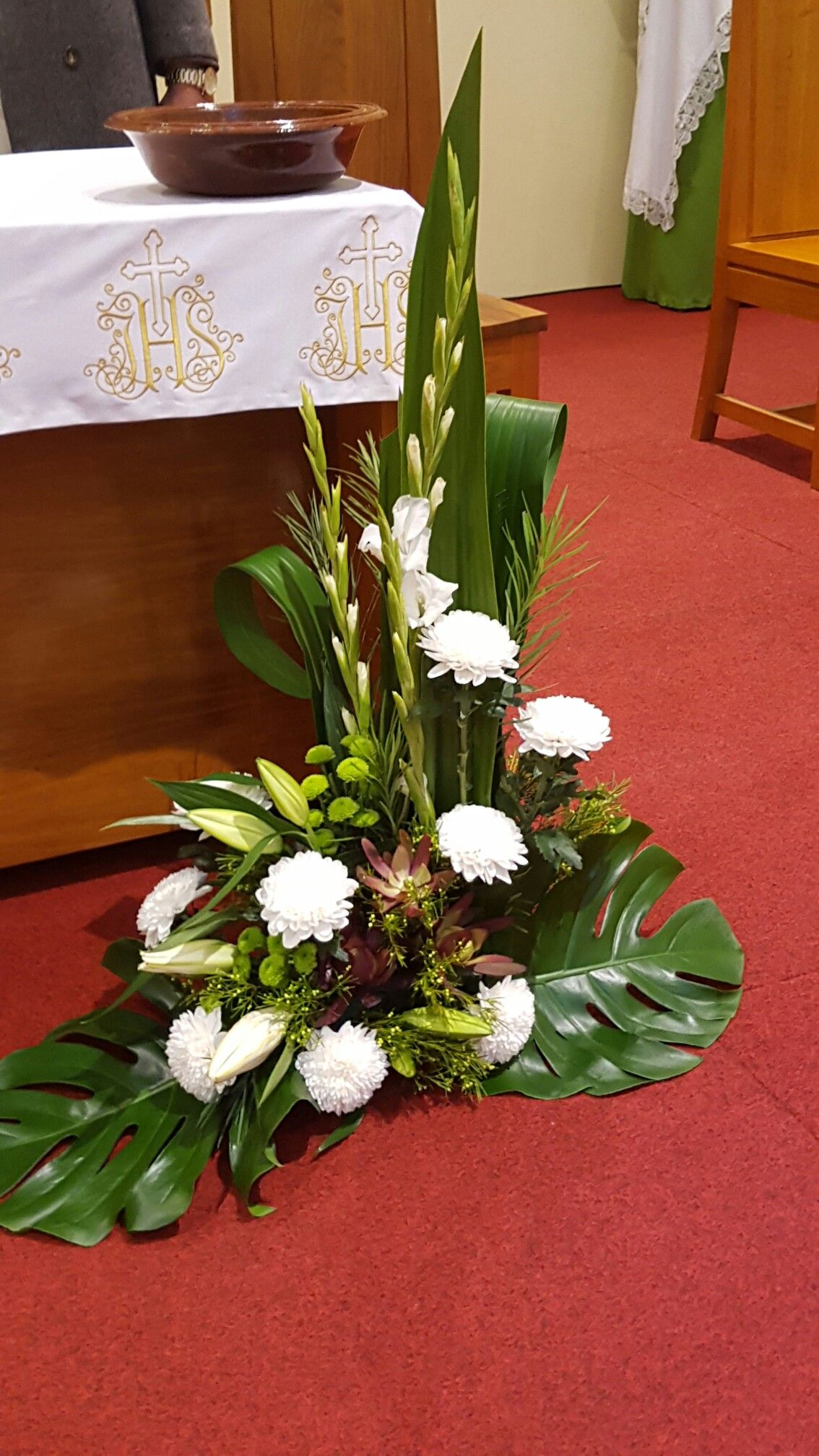 Church Flowers Easter Flower Arrangements Large Flower Arrangements Fresh Flowers Arrangements