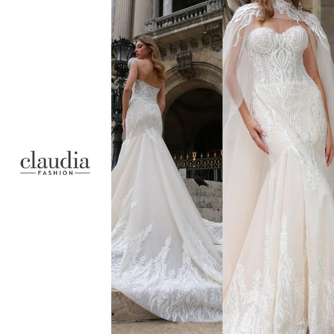 Wedding Dress Claudia Fashion Wedding Dresses Fashion Dresses