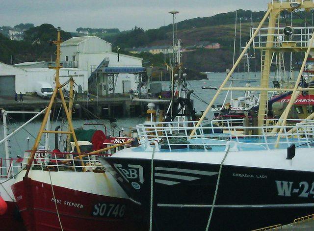 ships parking lot, ireland | Flickr - Photo Sharing!