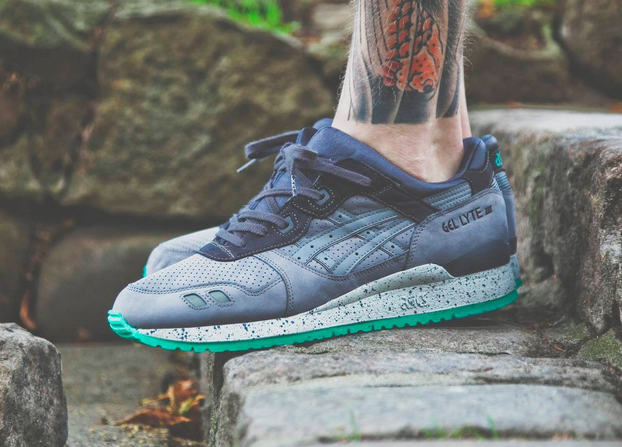 Best Choice Asics Gel Lyte III 'Winter Trail Pack' Trainer