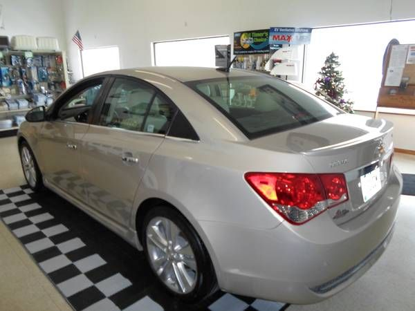 Used 2012 Chevrolet Cruze For Sale 20 499 At Colo Ia
