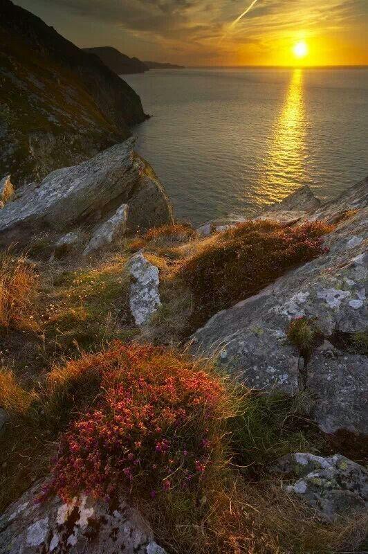 Heddon Valley, Devon, Great Britain.  Beautiful!