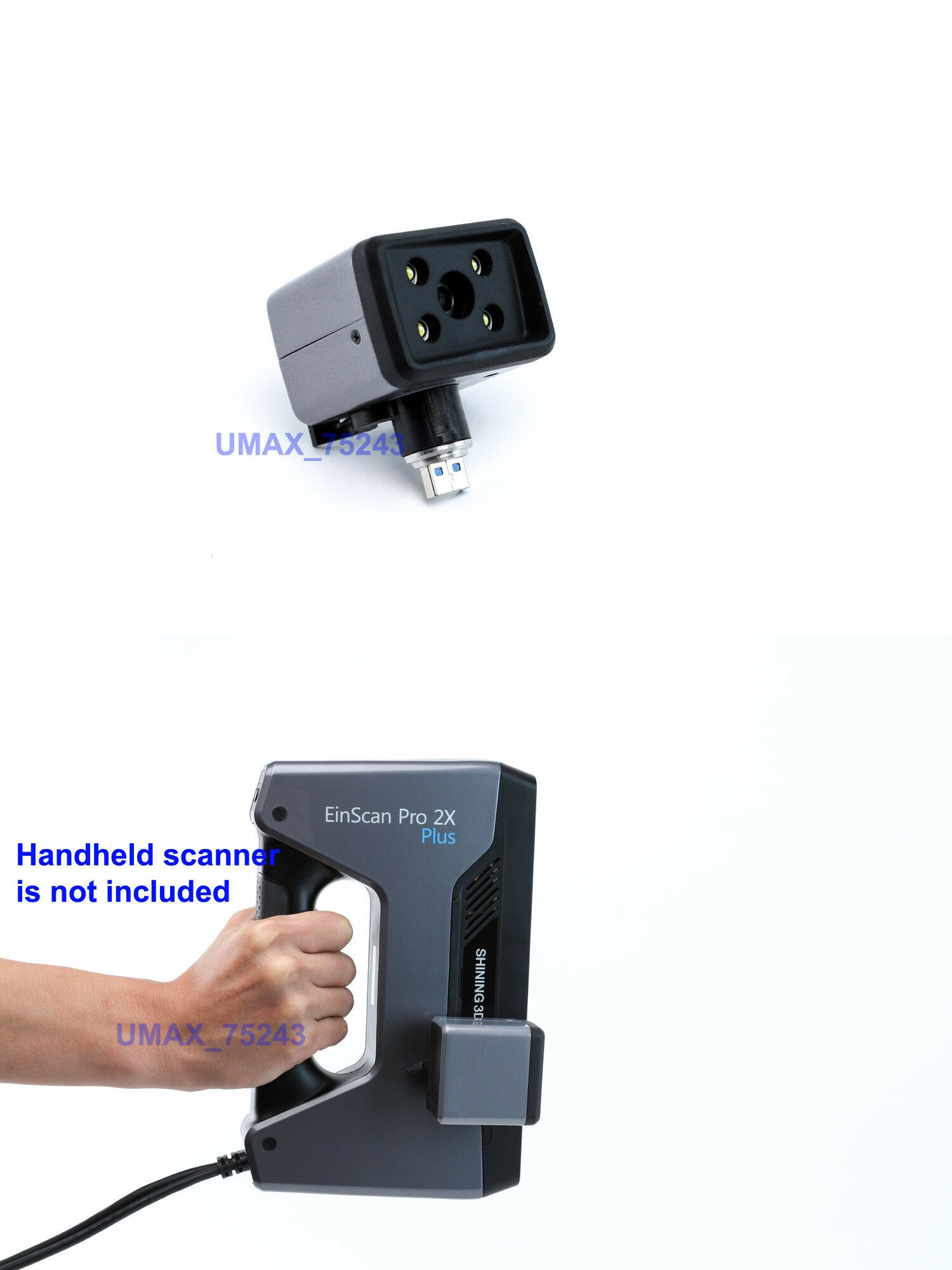 3D Scanners 183064: Color Pack Add-On Module For Einscan
