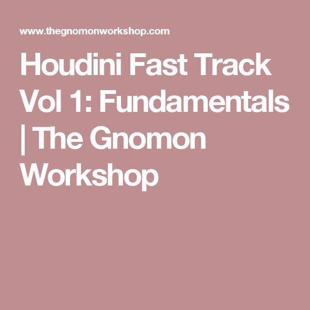 Gnomon Houdini