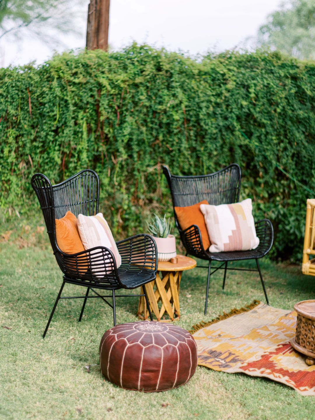 Santa Fe Inspired Lounge Collection Outdoor Furniture Sets
