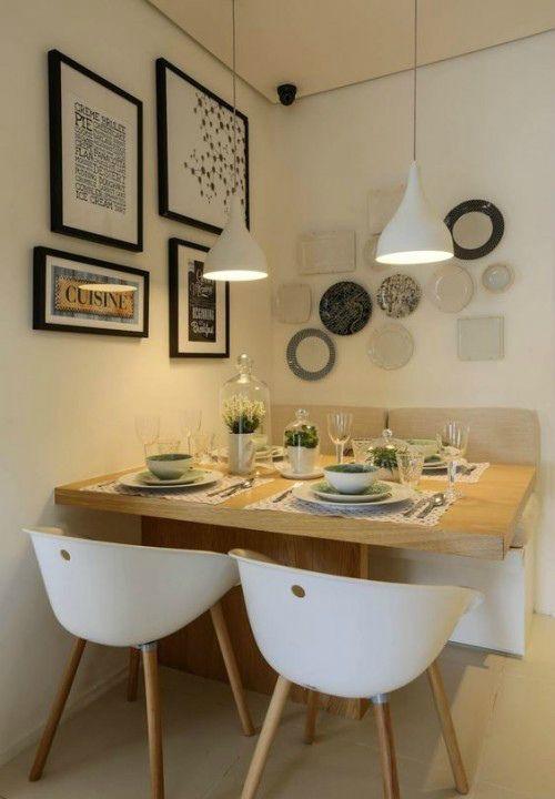 Tavolo Per Cucina Piccola. Simple Tavoli A Scomparsa Foto Design Mag ...