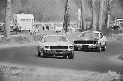 Lime Rock Park in 1967