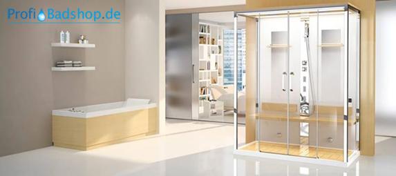 Über unseren Badezimmer Onlineshop: http://www.profi-badshop.de ...
