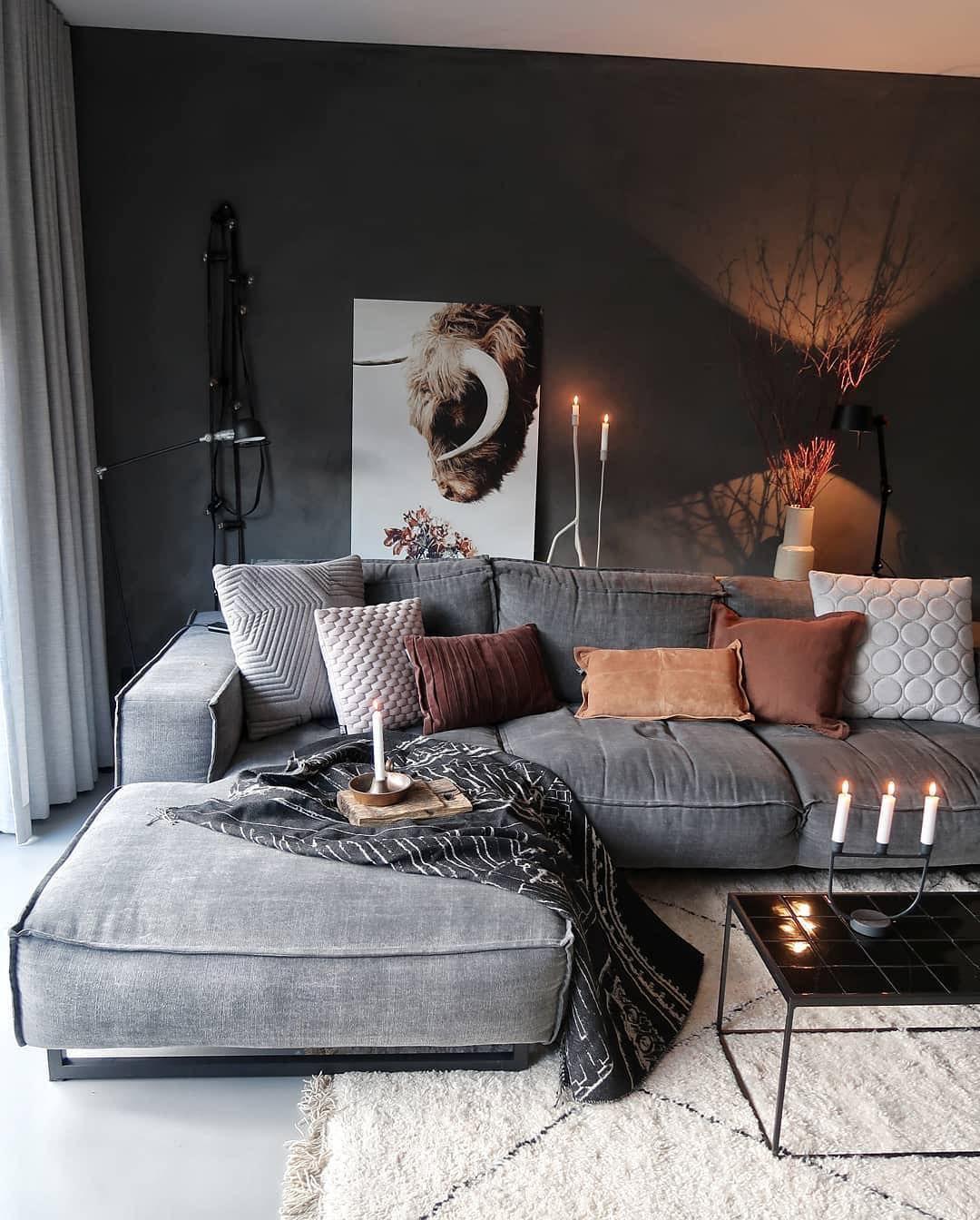 P I N T E R E S T Meghancarroll Living Room Color Rustic Living Room Living Room Designs
