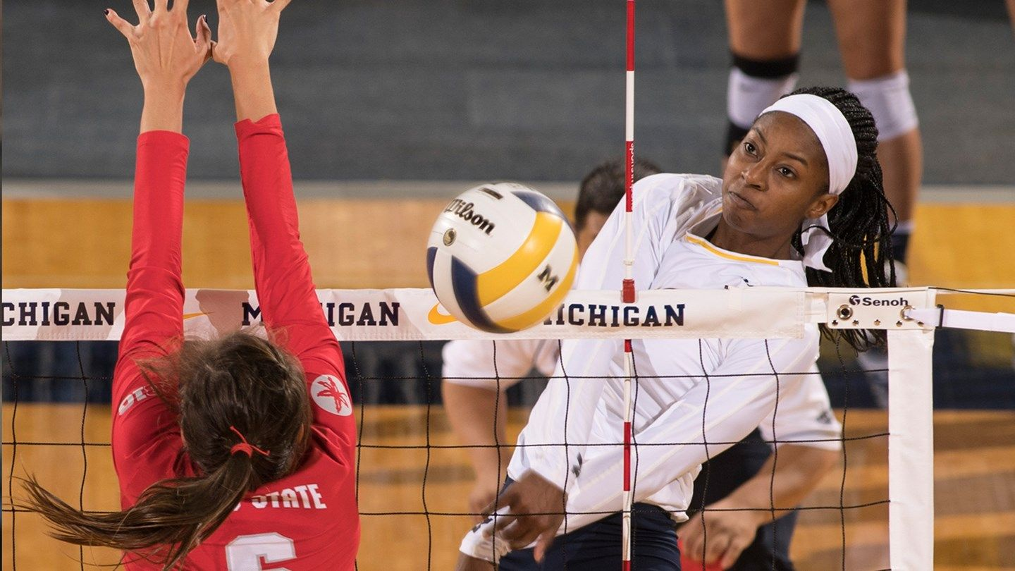 Lambert Signs To Play Professionally In Finland Professional Volleyball Players Professional Volleyball Female Volleyball Players