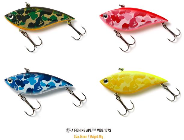 Bape Fishing Lures Oh Yeah Diy Fishing Lures Fishing Lures Fish