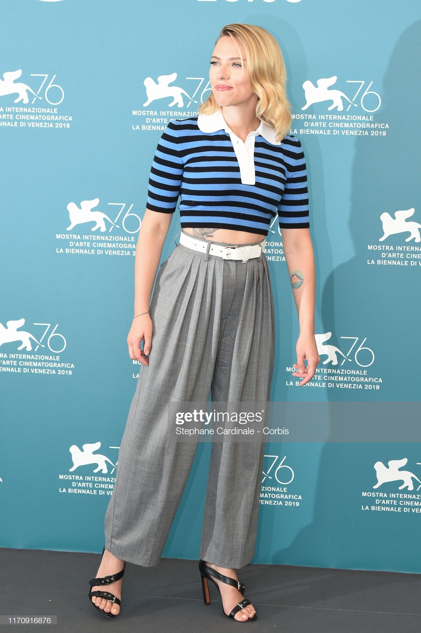 Venice Film Festival 2019 image by Scarlett photoshoots