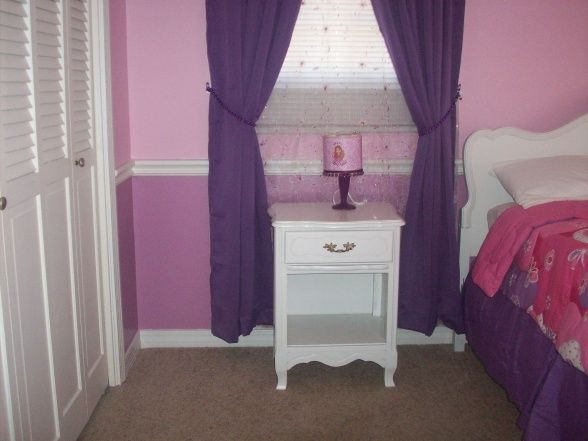 Pink And Purple Bedrooms pink and purple paint inspiration. this for the walls. | kids