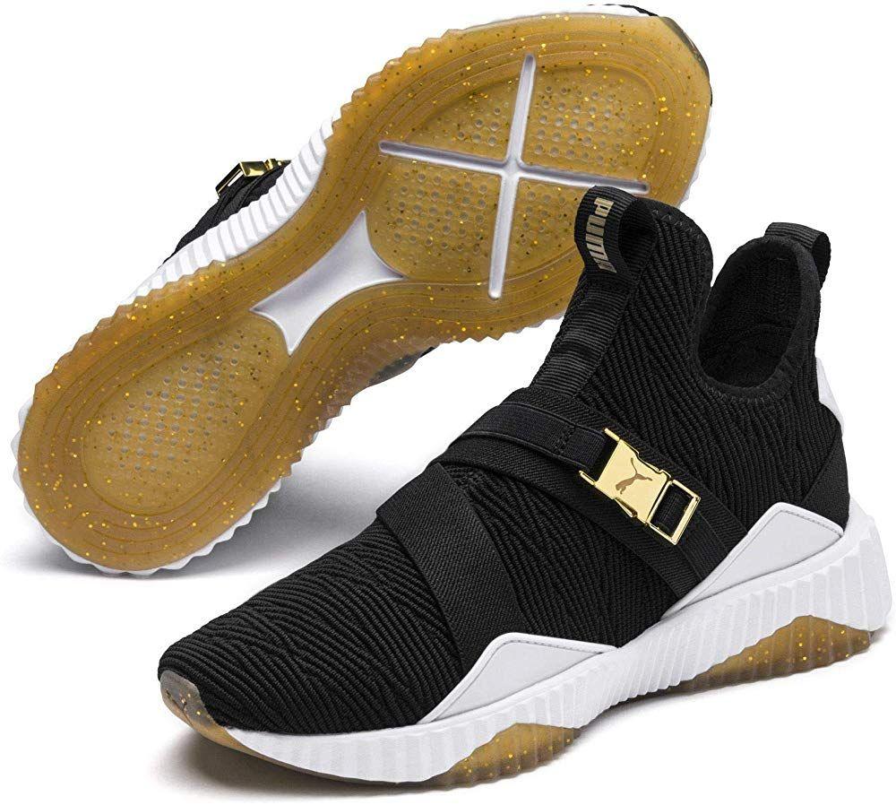 PUMA Defy Varsity Mid Damen Sneaker