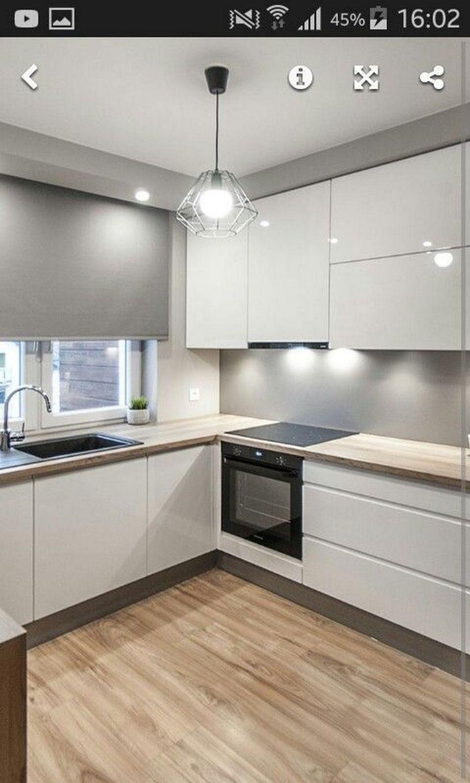 40 Best Small Modern Kitchen Design Ideas Small Modern Kitchens