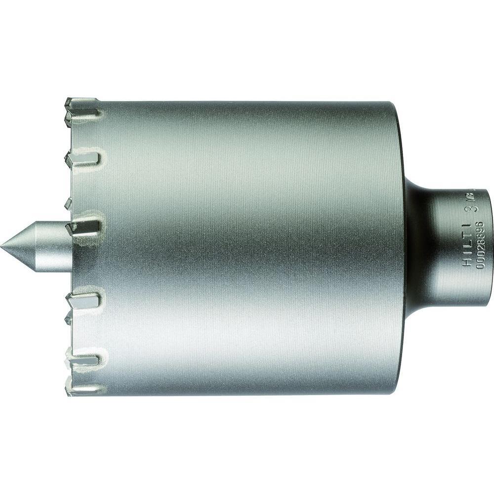 Hilti Te C 3 1 2 In Sds Plus Style Percussion Core Bit Concrete Stone Hammer Drill Bits Drilling Holes