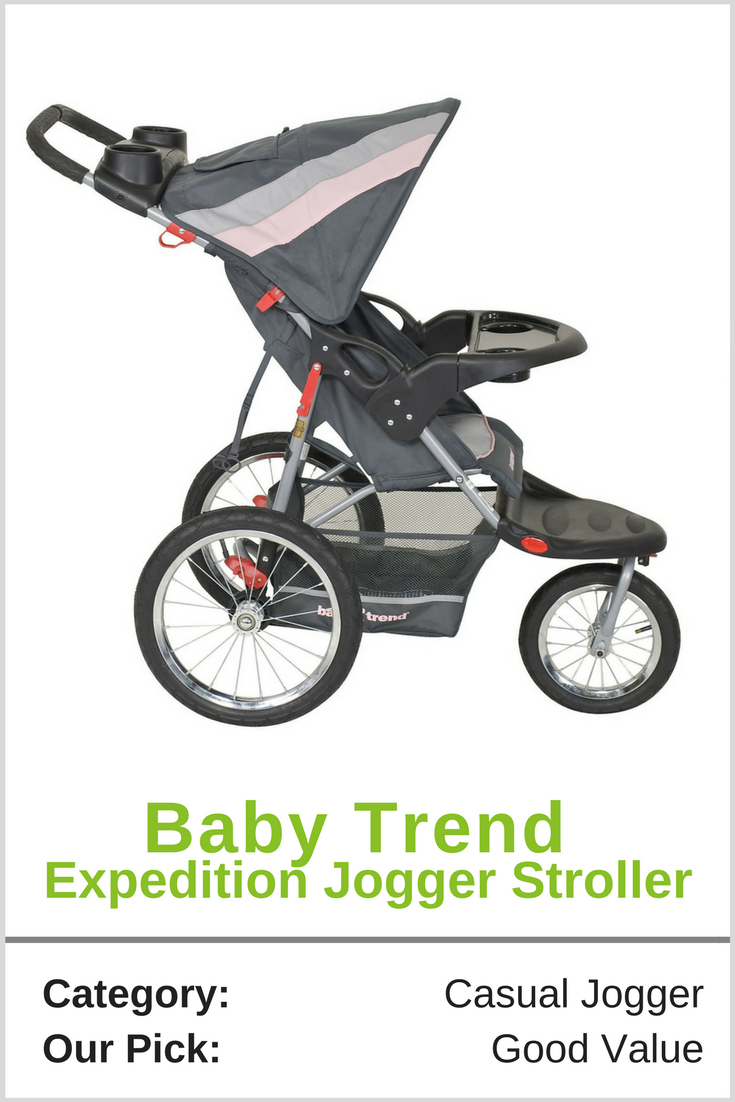 Baby Trend Expedition Jogger Stroller Best baby shower