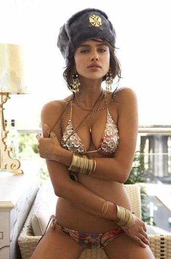 irina shayk. ughh so pretty