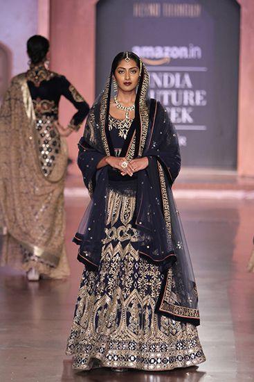 Best Bridal Lehengas From Amazon India Fashion Week