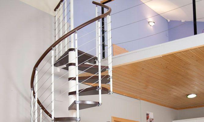 Escalera caracol prefabricada explicaci n en v deo - Escalera caracol prefabricada ...