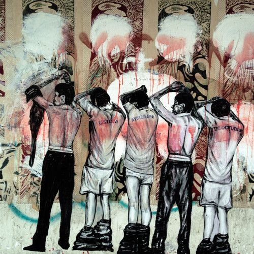 Missing Students In Mexico Have Inspired A Wave Of Protest Art Protest Art Activist Art Art