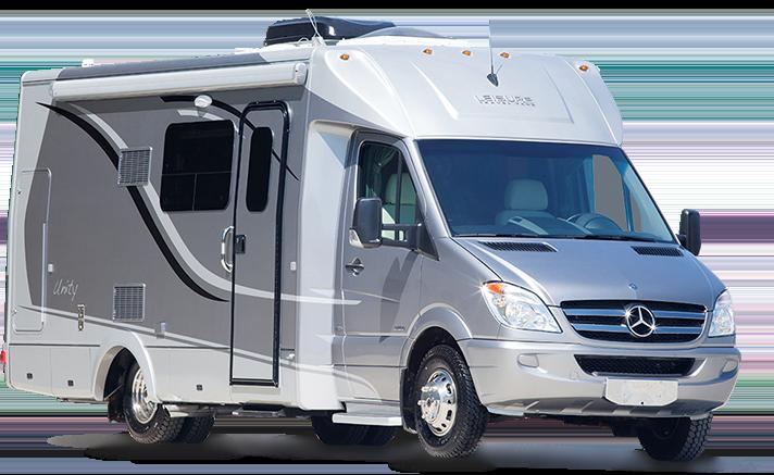 Unity Murphy Bed Leisure travel vans, Travel van, Class b rv