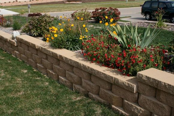 Best 13 Patio Retaining Wall Ideas
