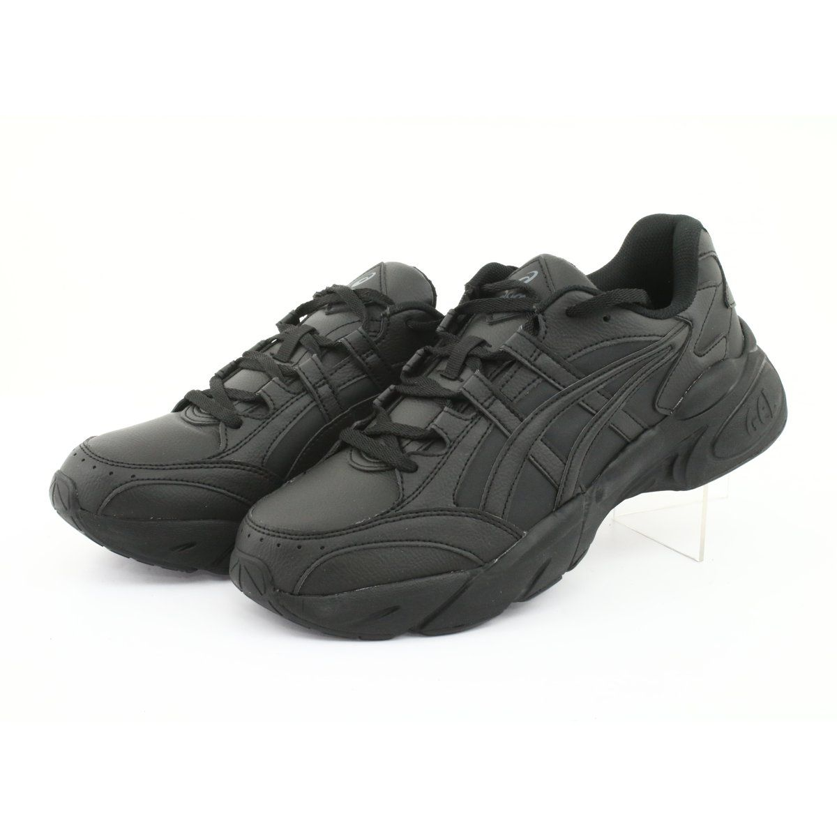 Buty Asics Gel Bnd M 1021a217 001 Czarne Asics Gel Shoes Black Shoes Asics Gel