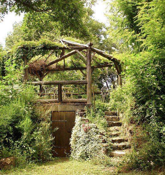 Root Cellar, Permaculture, Garden