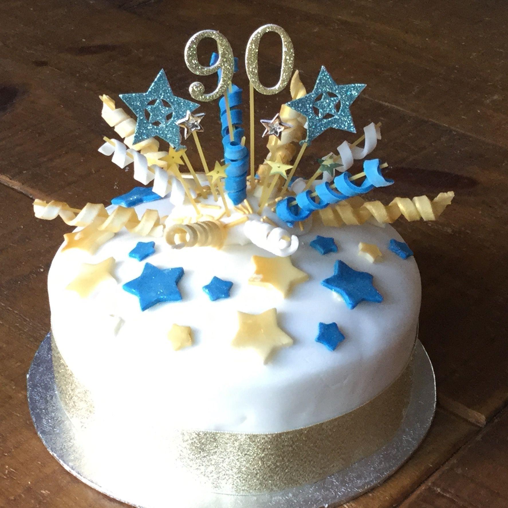 14++ 90th birthday cake topper ideas in 2021