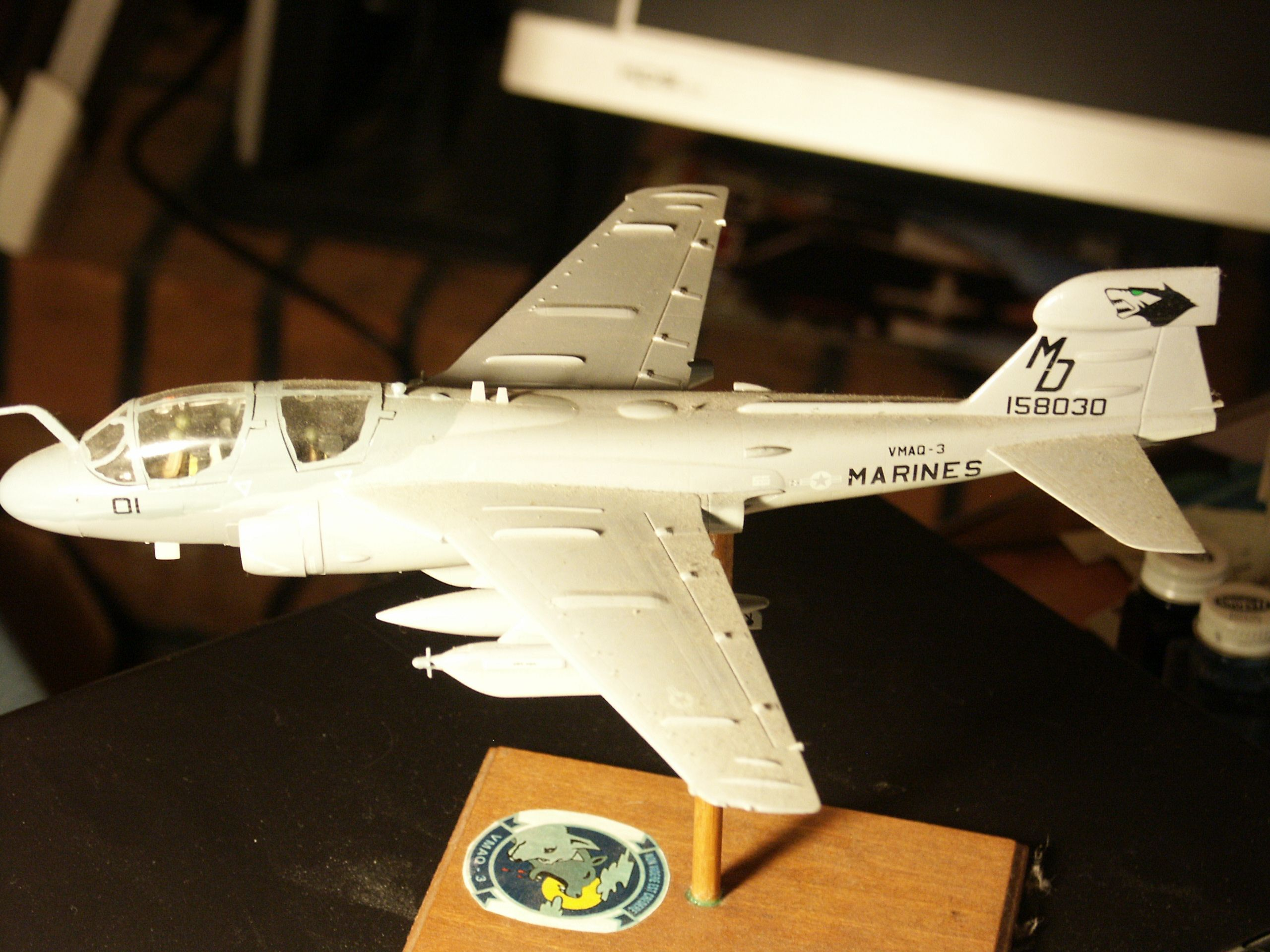 Ea 6b Vmaq 3 Scale Models Vma Model