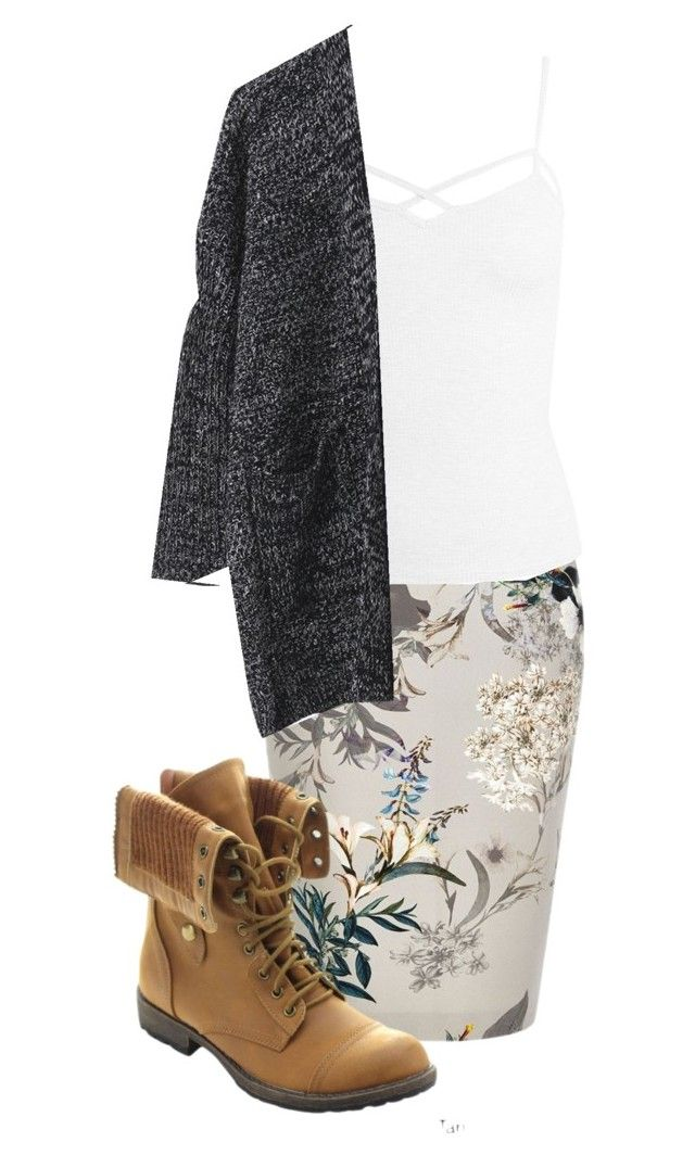 """""""Untitled #213"""" by mrub1128 ❤ liked on Polyvore featuring River Island, Sans Souci and Refresh"""